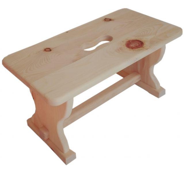 Holzschemel - Tischlerei Hutterer